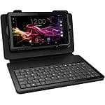 "RCA 7"" Tablet 8GB Quad Core, Includes Keyboard and Case - $45 - Freeship"