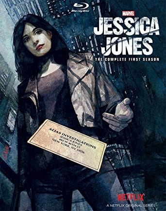Marvel's Jessica Jones: Complete First Season Blu - Exclusively For Amazon Prime Members $22.99