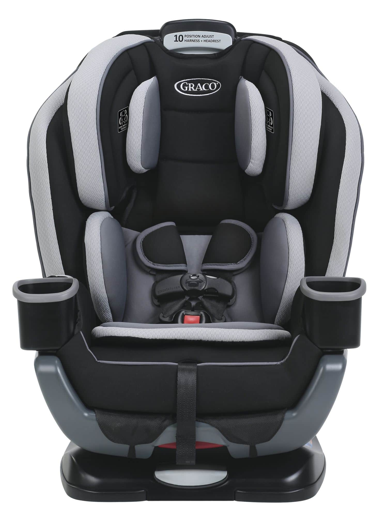 Graco Extend2Fit 3-in-1 Convertible Car Seat $145.99