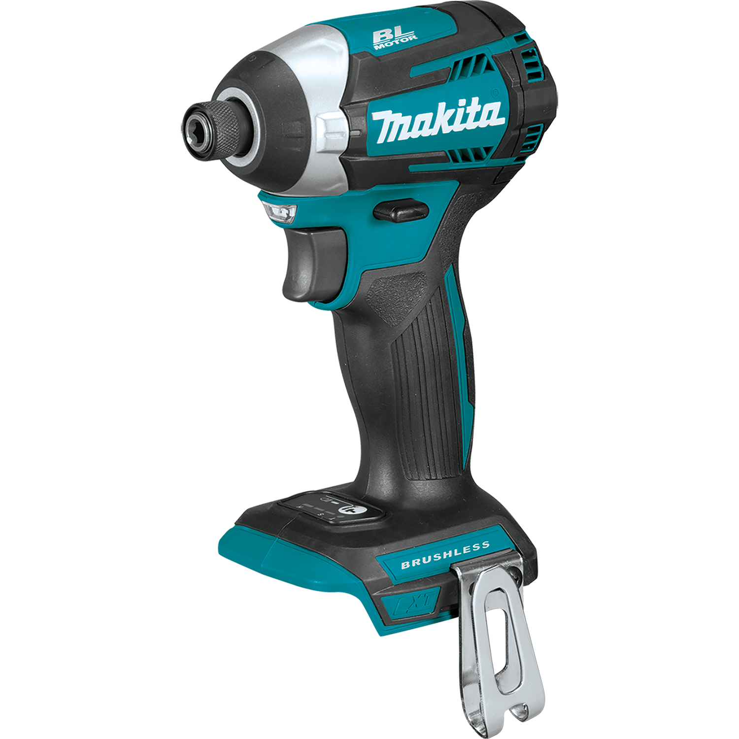 Makita 18-Volt LXT Lithium-Ion Brushless 1/4 in. 3-Speed Impact Driver (XDT14Z) + FREE 2.0Ah BATTERY (Hackable) - The Home Depot $129