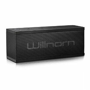 Willnorn SoundPlus Dual-Driver Portable Wireless Bluetooth Speaker $20.99 after code, Amazon Prime