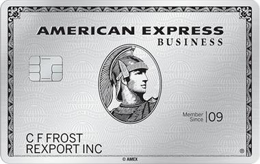 American Express Business Platinum 100K Points Sign Up Offer