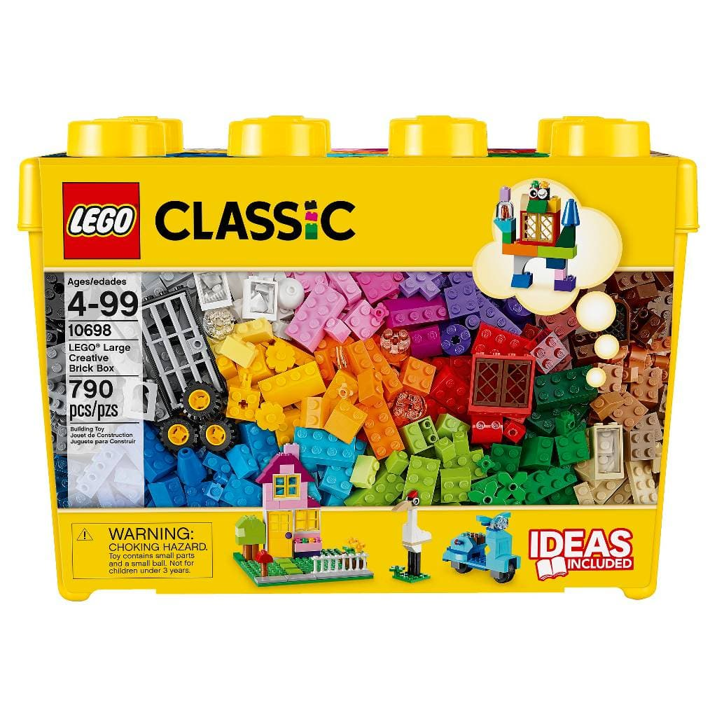 LEGO Classic Large Creative Brick Box 10698 for  $42.49 at Target (in-store)