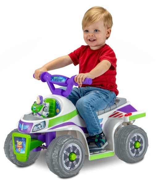 Kids 6v Ride-on Toys,  different designs for $39