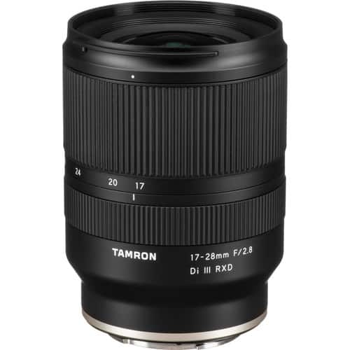 Tamron 17-28mm f/2.8 Di III RXD Lens for Sony E mount Edu special $750