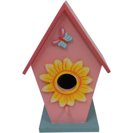 Flower Open Birdhouse $1.43