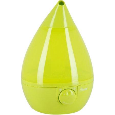 Crane Drop Ultrasonic Cool Mist Humidifier - Green 34.88 $34.88