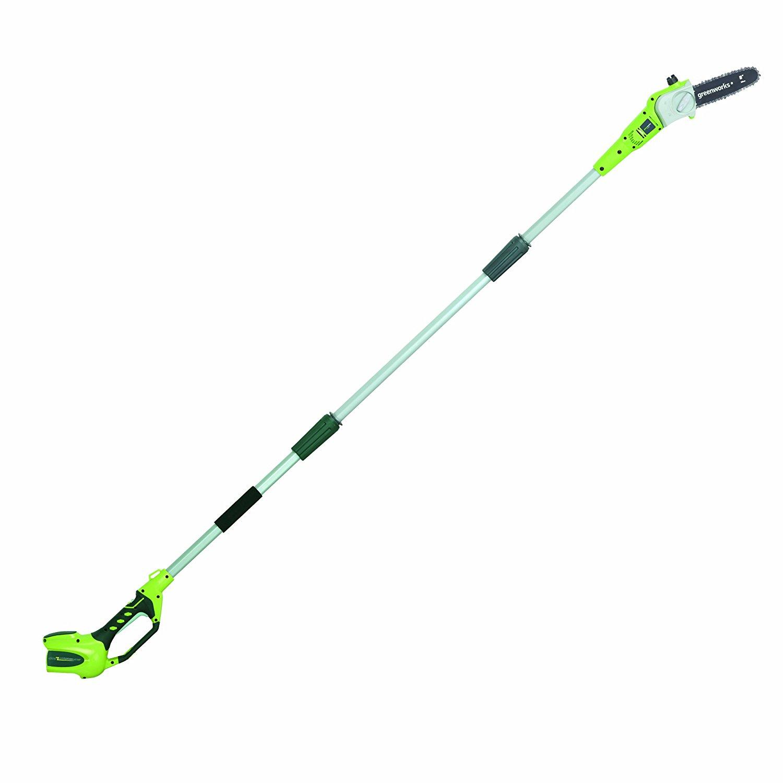 Greenworks 8.5' 40V Cordless Pole Saw $53.14