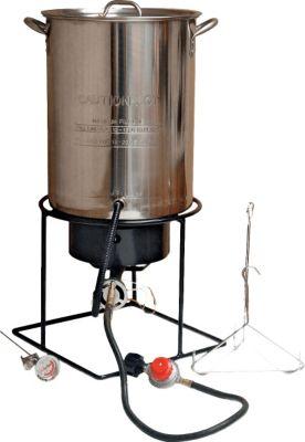 Cajun Injector 30-qt. Propane Turkey Fryer @ cabelas $49.88
