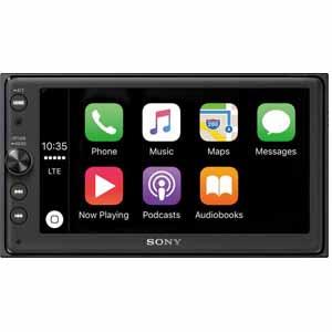 Sony XAV-AX100 $148
