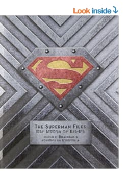 """The Superman Files"" book currently $6.38 on Amazon"