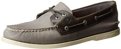 Sperry Top-Sider Men's A/O Two-Eye Cross-Lace Boat Shoe $30