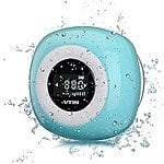 Vtin® Relaxer Portable Bluetooth 4.0 Shower Speaker , w/ FM Radio, $10 OFF, $29.99 + Free Shipping w/ Prime