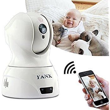 YANX Baby Monitor Dog Wireless Camera $25.84