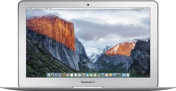 "Macbook Air 11.6"" 128GB $599.99 @ Best Buy Today Only"