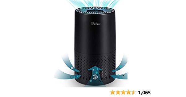 Bulex HEPA Air Purifier + free filter = $70 - $69.99