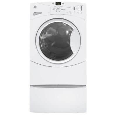 GE 3.5 cu. ft. King-Size Capacity Front Load Washer (white) or GE 7.0 cu. ft. Super Capacity Electric Dryer (white) $149 each + Free shipping
