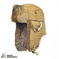 Mad Bomber Fur Flyer Hats starting at $  14.72 + Free Shipping