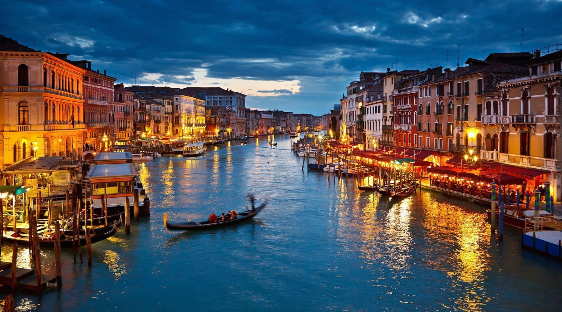 Boston to Italy starting at $396 Roundtrip (Multiple Airlines)