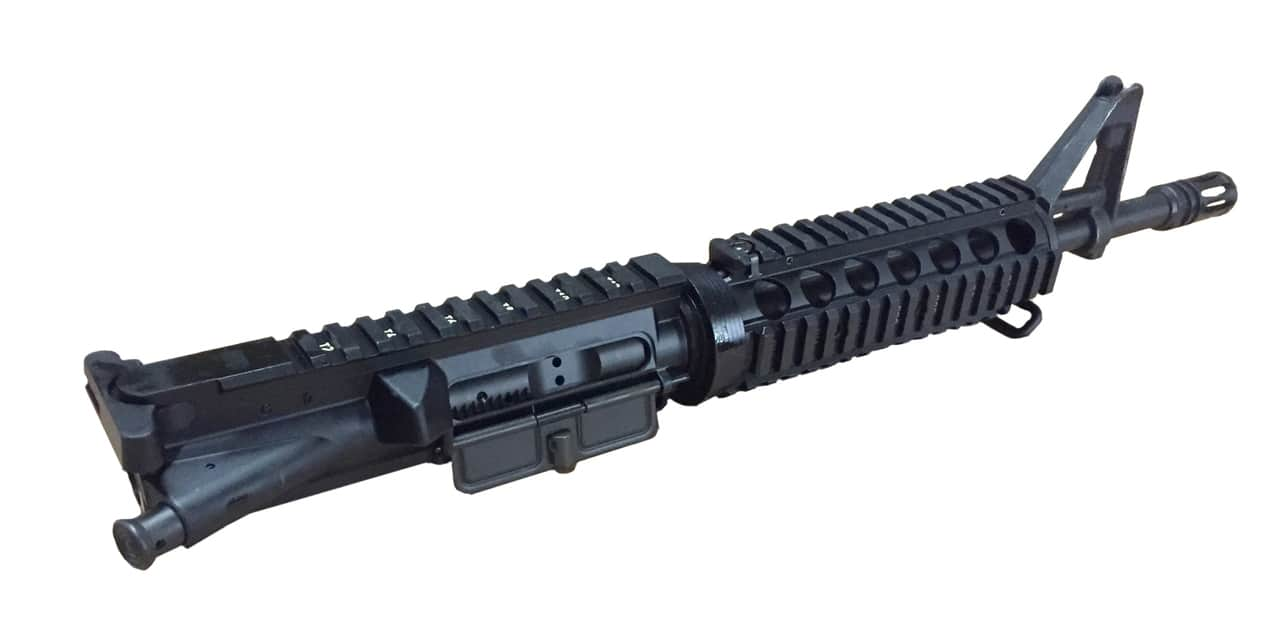 "Colt LE6933CK 11.5"" Complete Upper Assembly w/Knight Armament Rails- $899 + Free Shipping"
