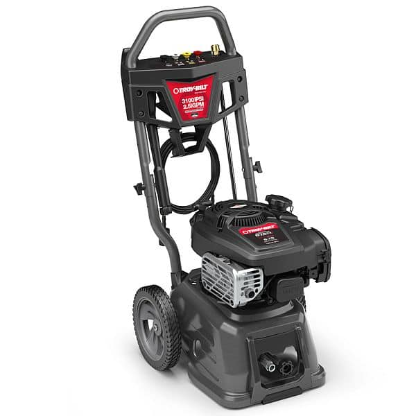 Troy-Bilt 3100-PSI 2.5 Gallons-Gpm Cold Water Gas Pressure Washer for $299.99