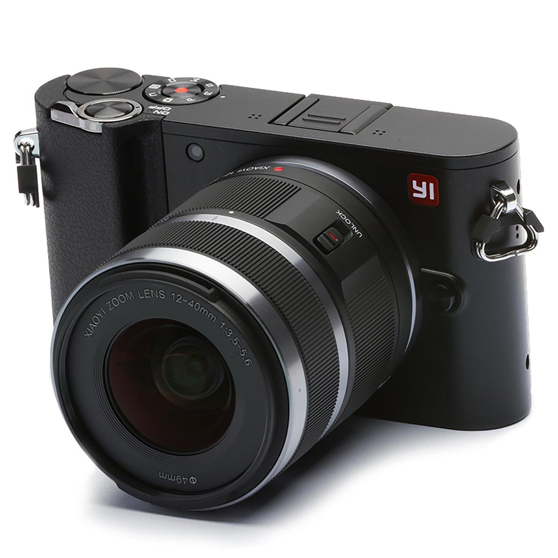 YI M1 4K 20 MP Mirrorless Digital Camera for $299