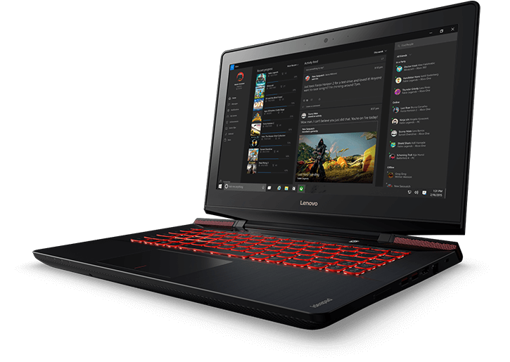 Lenovo Y700 Immersive Gaming Laptops from $599.99 + Free Shipping