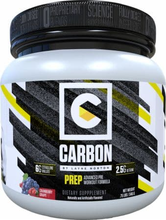 Bodybuiliding.com: 50% Off Carbon by Layne Norton Prep and Recover