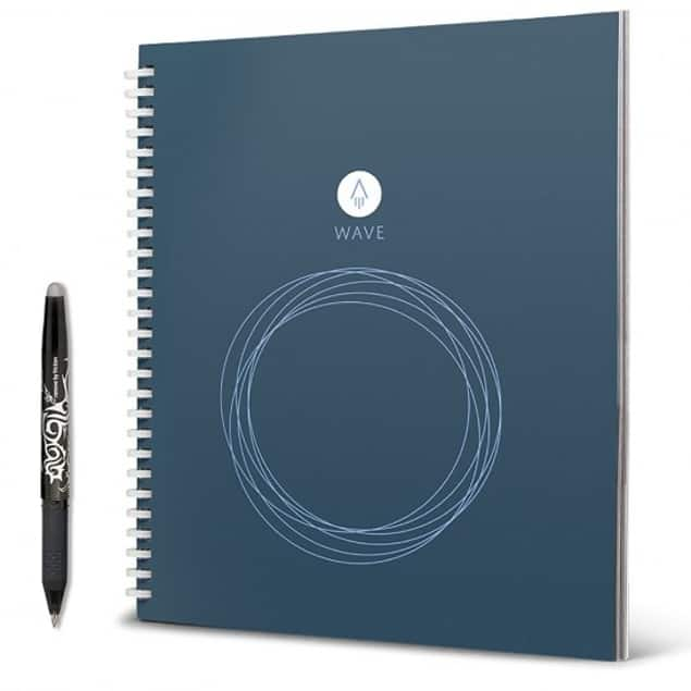 ​Rocketbook Wave Erasable Smart Notebook - Standard and Executive for $22.99 + Free Shipping