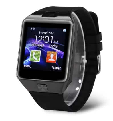 DZ09D Single SIM Smart Watch Phone for $4.99 + Free Shipping