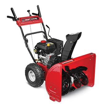 """Yard Machines 26"""" Two-Stage Snow Thrower for $599.99"""