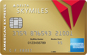 American Express Gold Delta SkyMiles® Credit Card- Earn Up to 60,000 Bonus Miles