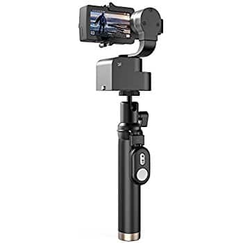 YI 4K Action Camera Bundle (3-Axis Gimbal Stabilizer, Selfie Stick & Bluetooth Remote, Travel Case) for $279.99 + Free Shipping