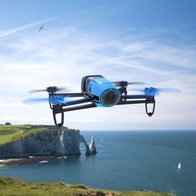 Manufacturer Refurbished Parrot Bebop Quadcopter Drone (14MP Full HD 1080p Wide-Angle Camera) - $119.99 + FS