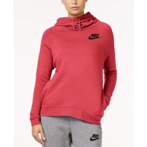 Nike Women's Sportswear Rally Hoodie for $22.98 + Free Shipping