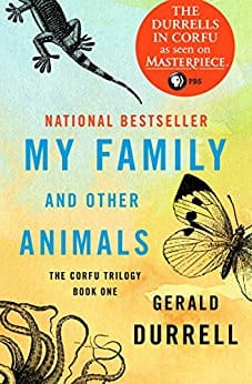 My Family and Other Animals by Gerald Durrell Ebook (Kindle) for $1.99