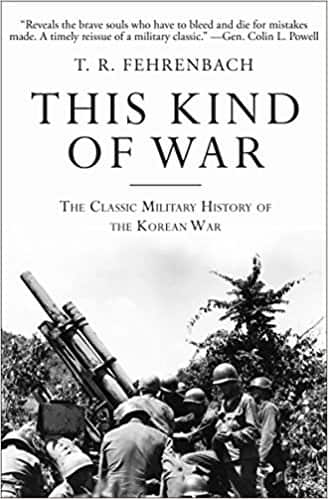 This Kind of War by T. R. Fehrenbach Ebook (Kindle) for $1.99