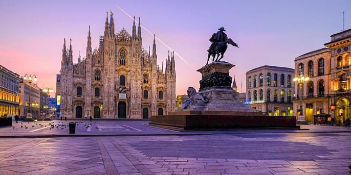 4-Star Milan, Italy Trip w/ Nonstop Emirates Flights from NYC for $449