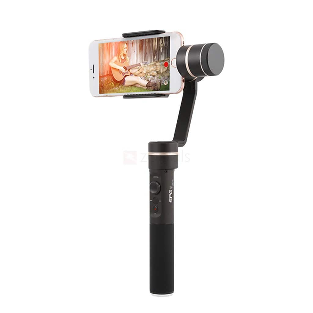 Feiyu SPG c 3-Axis Bluetooth Stabilized Handheld Gimbal for $99 + Free Shipping