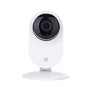 YI Home Camera, Wi-Fi IP Indoor Security System with Motion Detection, Night Vision for $28.49 + Free Shipping