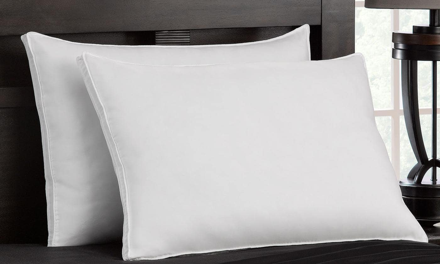 2 Pack Pillow Firm Exquisite Hotel Down-Like Gel Pillows, All Sizes $29.99