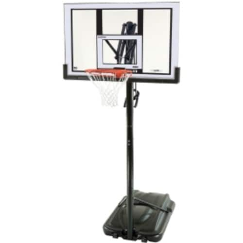 "Lifetime 52"" Steel-Framed Shatterproof Portable Basketball Hoop for $249.99 + Free Shipping"