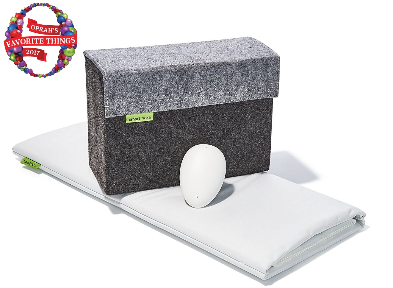 Smart Nora: $50 Off Contact-Free Snoring Solution- $249 + Free Shipping