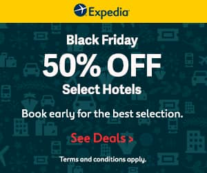 Expedia: Extra $50 Off Select Hotels with Coupon (while supplies last)
