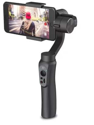 Zhiyun Smooth Q 3-axis Stabilization Gimbal for $89.99 + Free Shipping