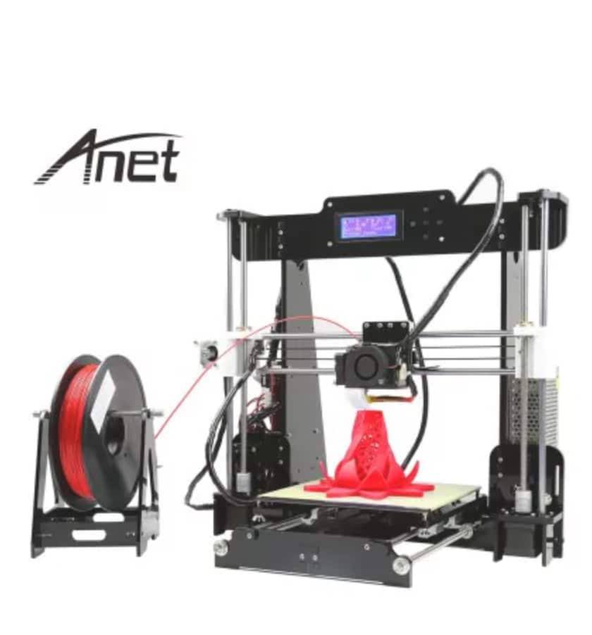 Anet A8 Desktop 3D Printer for $128.99 + Free Shipping