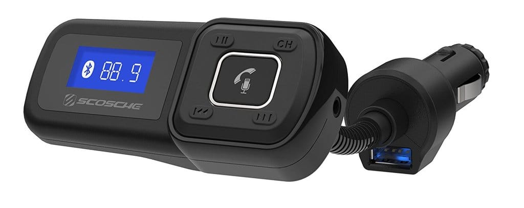 SCOSCHE BTFM Handsfree Car Kit with FM Transmitter for $20 + Shipping