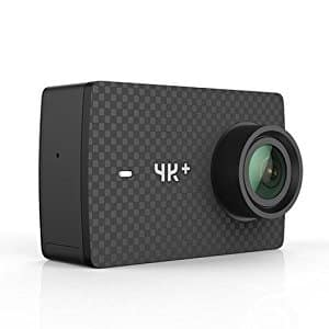Yi 4K+ Action Camera (4K 60FPS) Bundle (Gimbal + Other Accessories) for $279.99