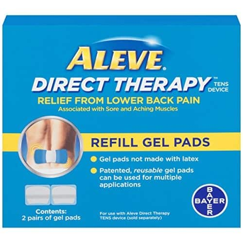 Aleve Direct Therapy – Refill Gel Pads (2 pairs of gel pads) S&S- $10.86