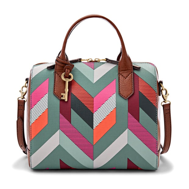Fossil Women's Fiona Satchel for $40.32 + Free Shipping